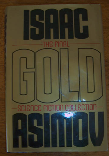 Image for Gold: The Final Science Fiction Collection