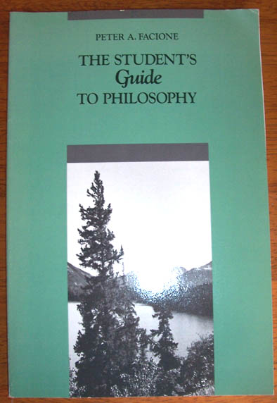 Image for Student's Guide to Philosophy, The