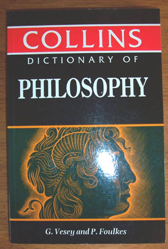 Image for Collins Dictionary of Philosophy