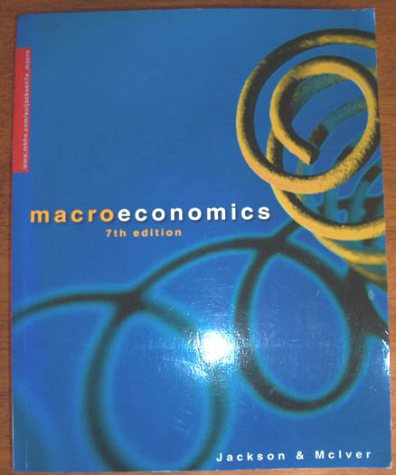 Image for Macroeconomics