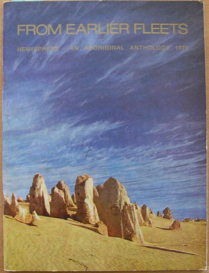 Image for From Earlier Fleets: Hemisphere - An Aboriginal Anthology 1978