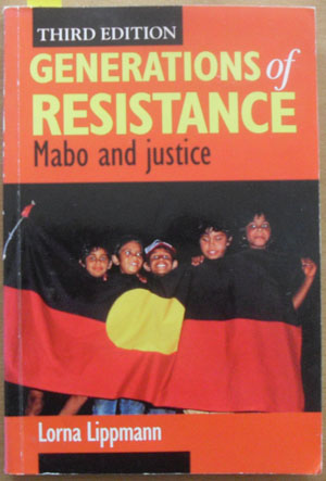 Image for Generations of Resistance: Mabo and Justice