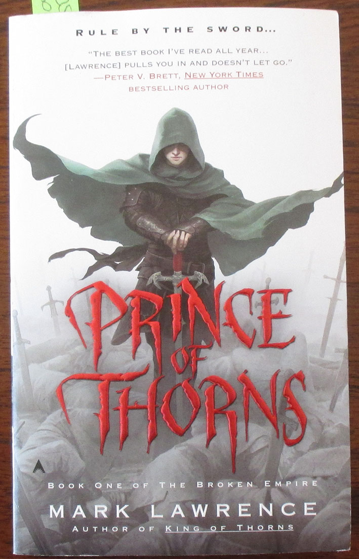 Image for Prince of Thorns: The Broken Empire (#1)