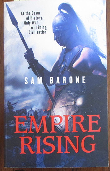 Image for Empire Rising: Eskar Sags (#2)