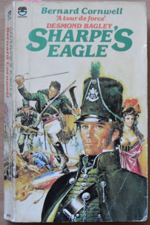 Image for Sharpe's Eagle: Richard Sharpe and the Talavera Campaign July 1809