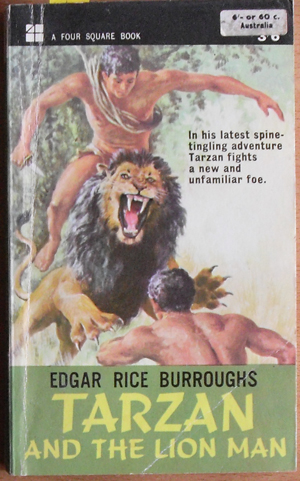 Image for Tarzan and the Lion Man