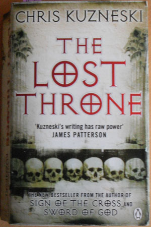 Image for Lost Throne, The