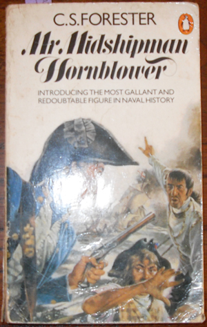 Image for Mr. Midshipman Hornblower