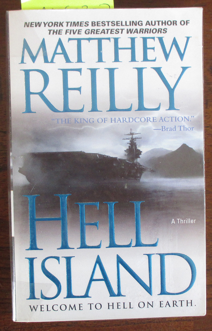 Image for Hell Island