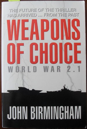 Image for Weapons of Choice: World War 2.1