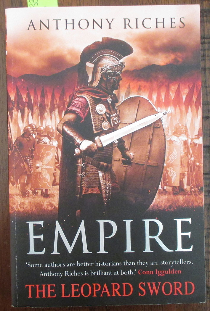 Image for Leopard Sword, The: Empire (#4)