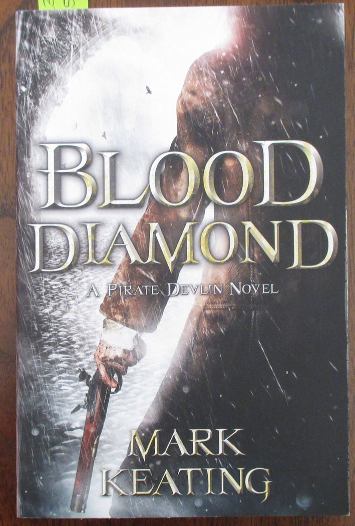 Image for Blood Diamond: A Pirate Devlin Novel