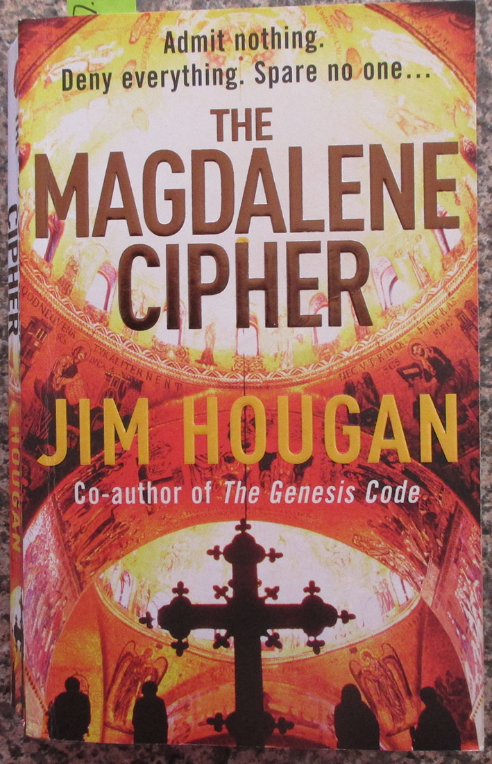 Image for Magdalene Cipher, The