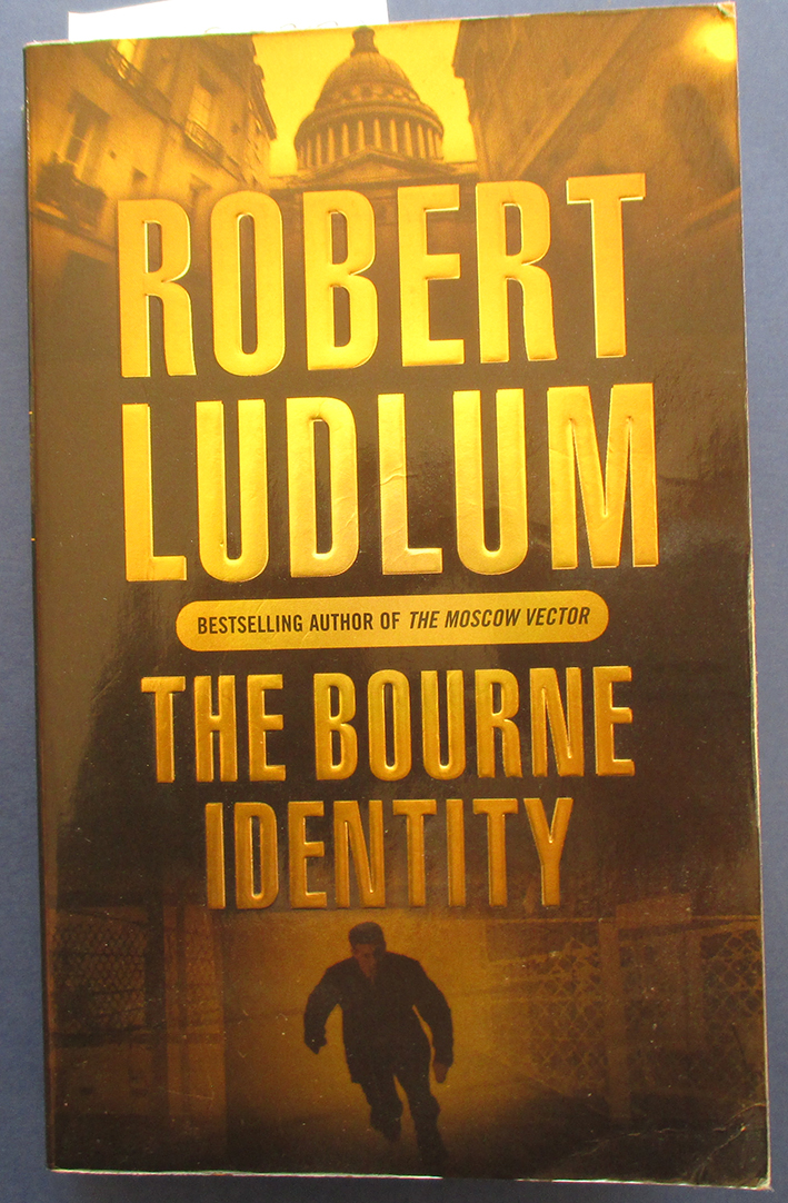 Image for Bourne Identity, The: The Bourne Series (#1)