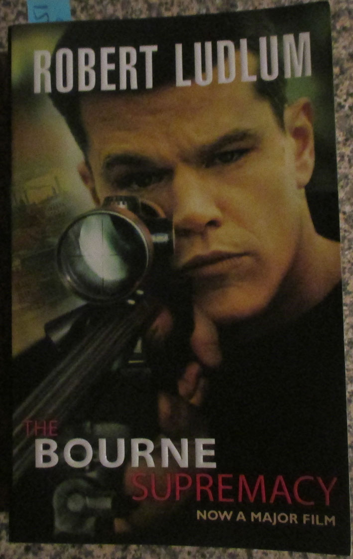 Image for Bourne Supremacy, The: The Bourne Series (#2)