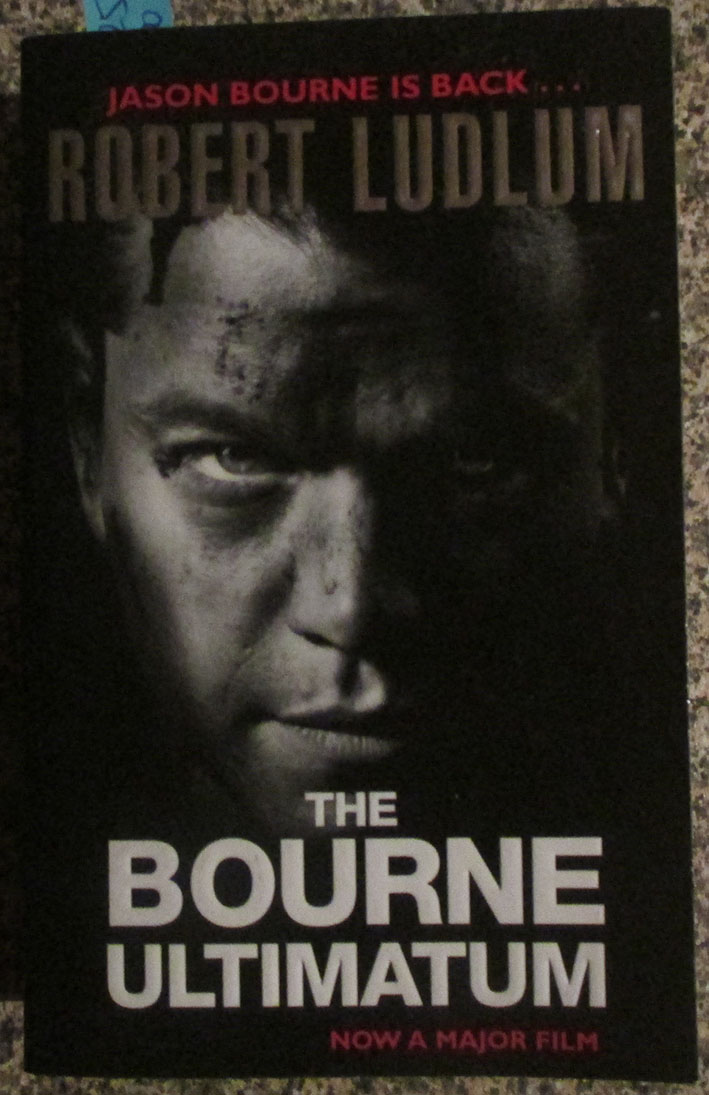 Image for Bourne Ultimatum, The: The Bourne Series (#3)