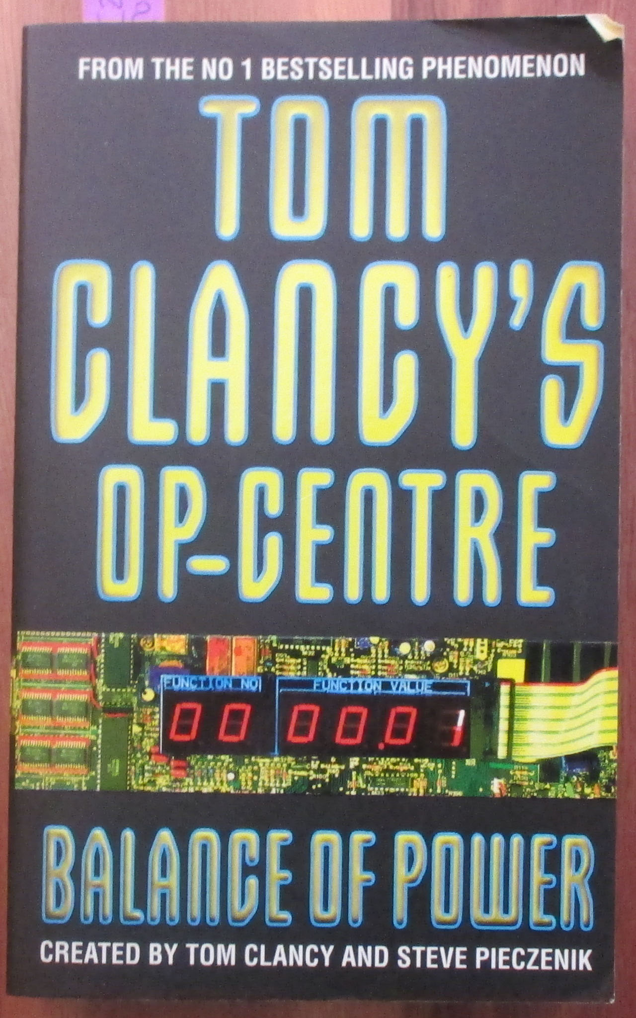 Image for Balance of Power: Tom Clancy's Op-Centre (#5)