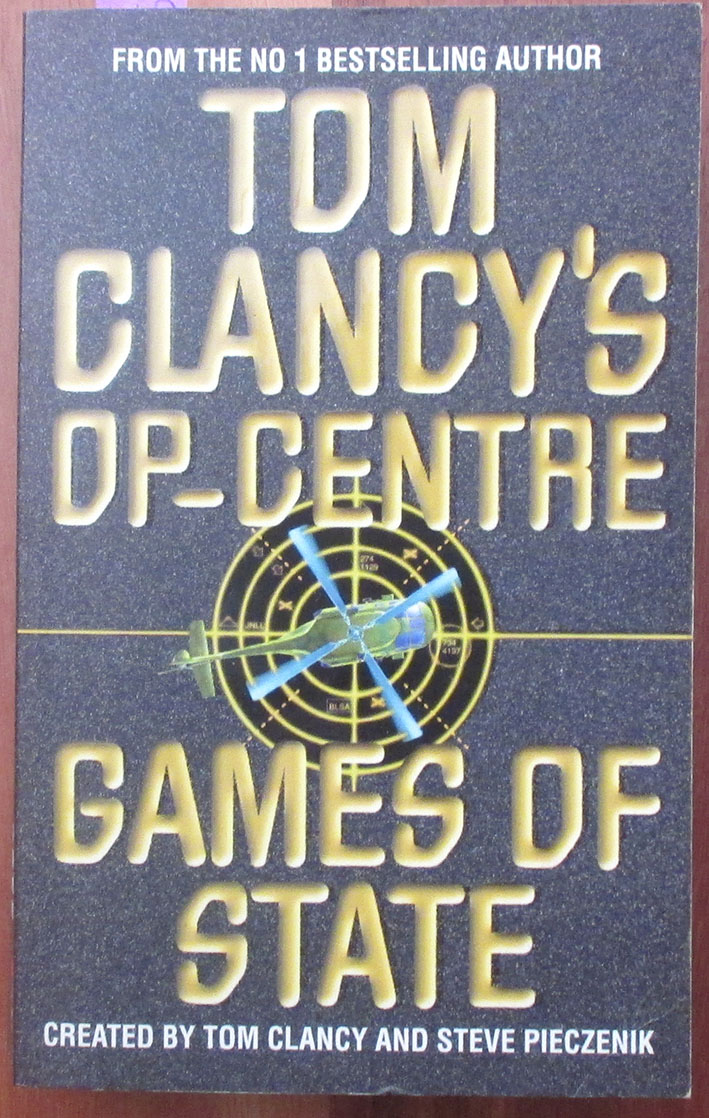 Image for Games of State: Tom Clancy's Op-Centre (#3)