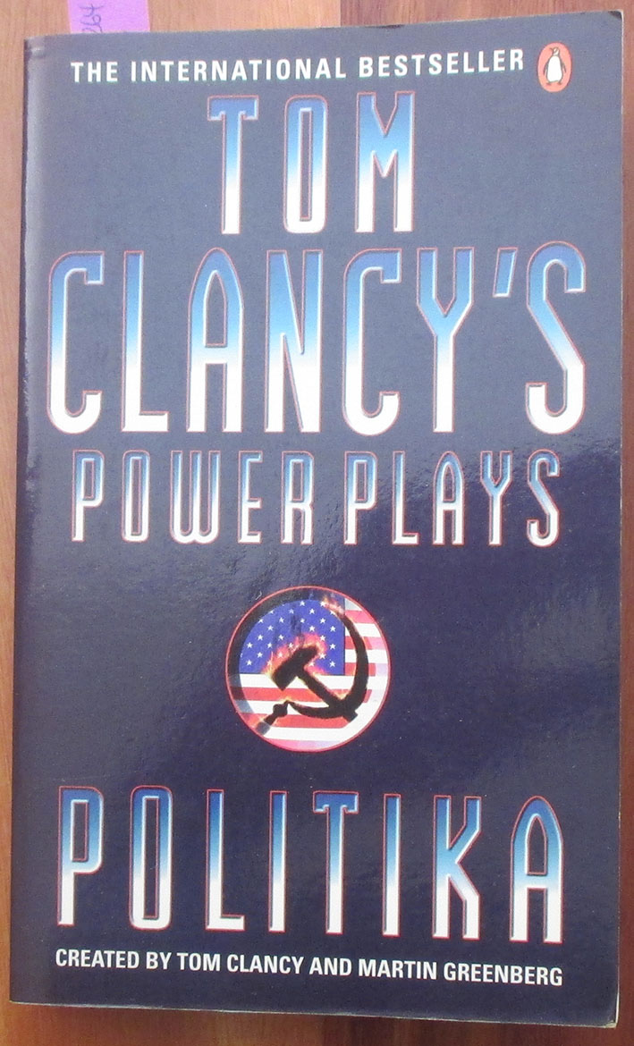 Image for Politika: Tom Clancy's Powerplays (#1)