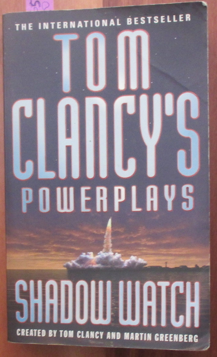 Image for Shadow Watch: Tom Clancy's Powerplays (#3)