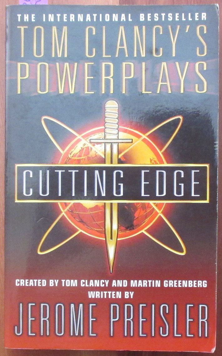 Image for Cutting Edge: Tom Clancy's Powerplays
