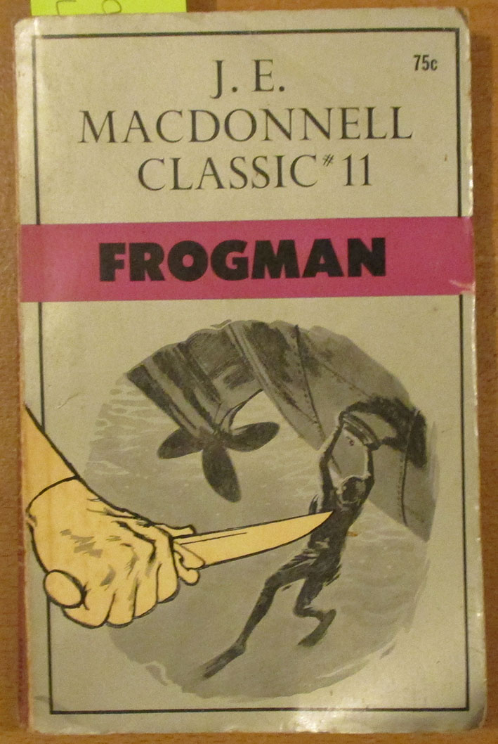 Image for Frogman: Classic #11