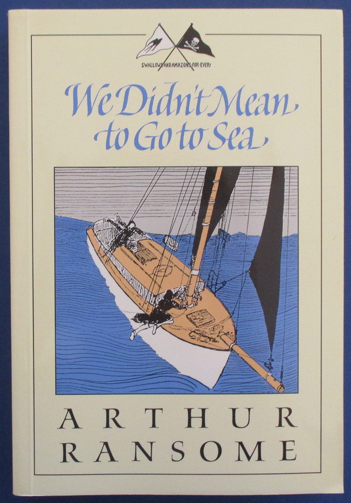 Image for We Didn't Mean to Go to Sea: Swallows and Amazons #7
