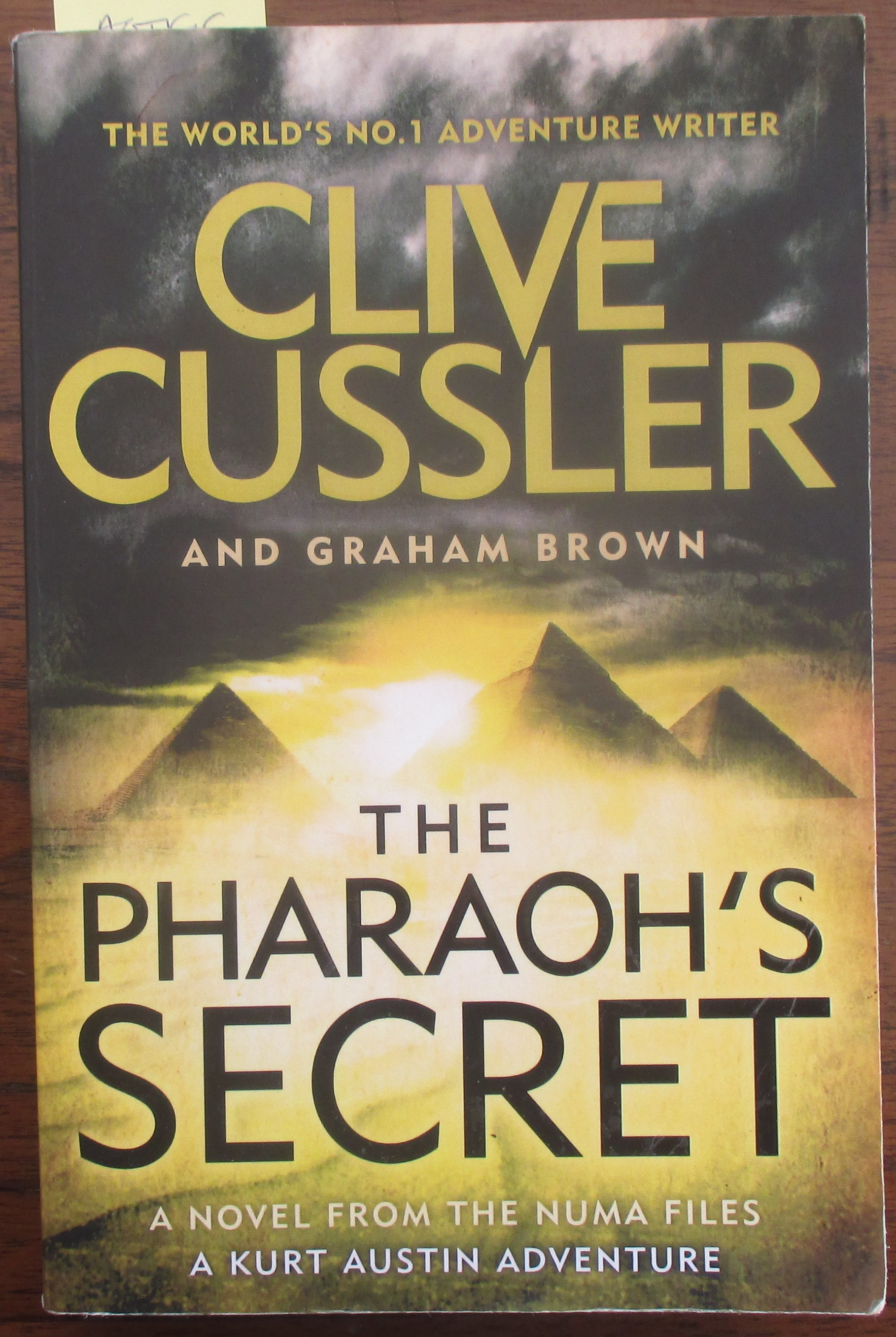 Image for Pharaoh's Secret, The