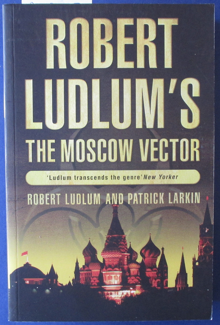 Image for Moscow Vector, The: A Covert One Novel (Robert Ludlum's)