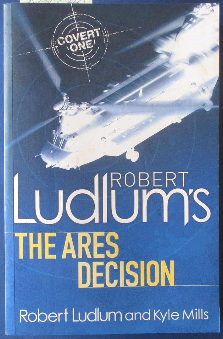 Image for Ares Decision, The: A Covert One Novel (Robert Ludlum's)