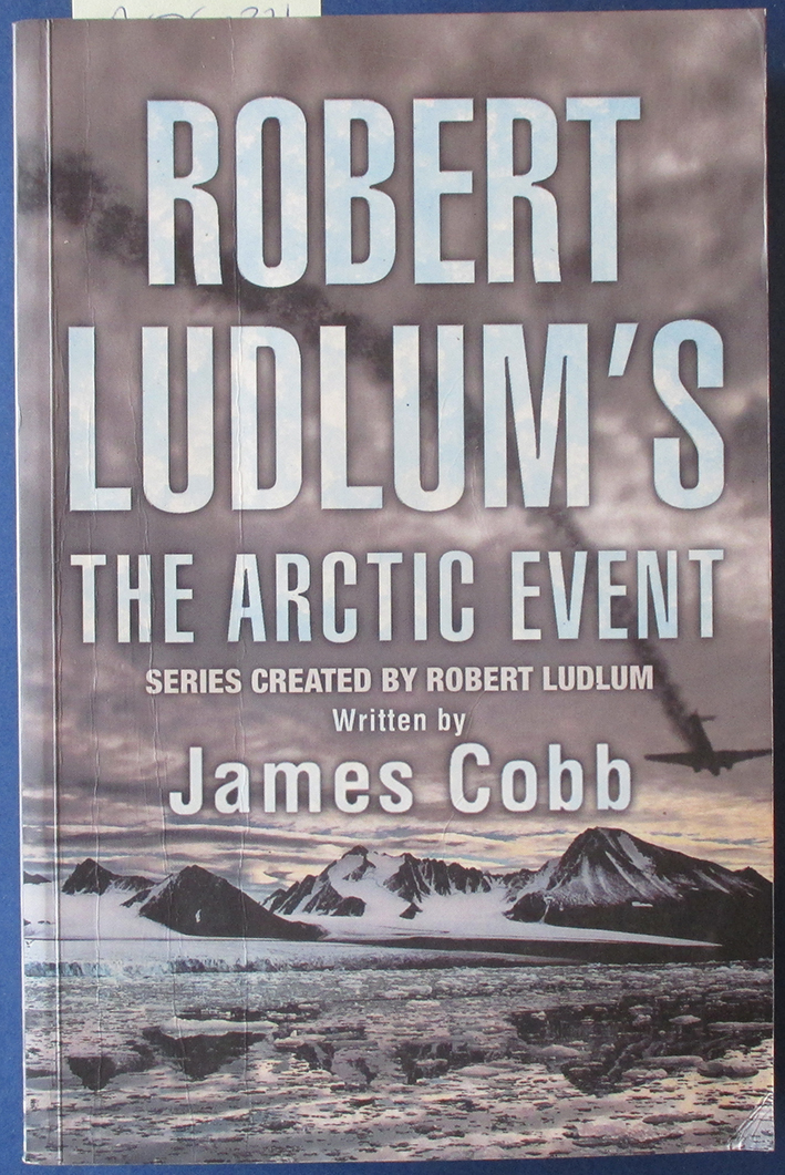 Image for Arctic Event, The: A Covert One Novel (Robert Ludlum's)