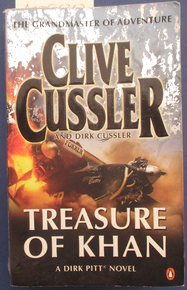 Image for Treasure of Khan