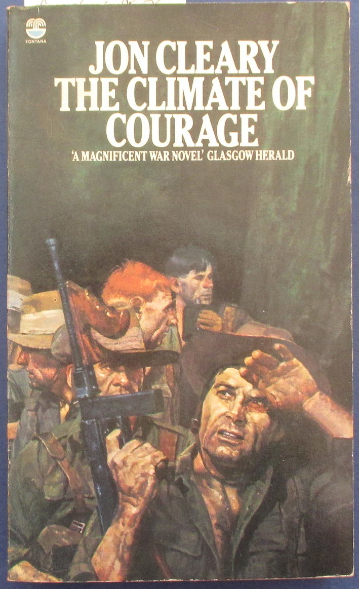 Image for Climate of Courage, The