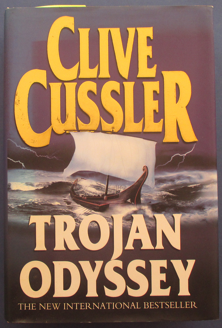 Image for Trojan Odyssey