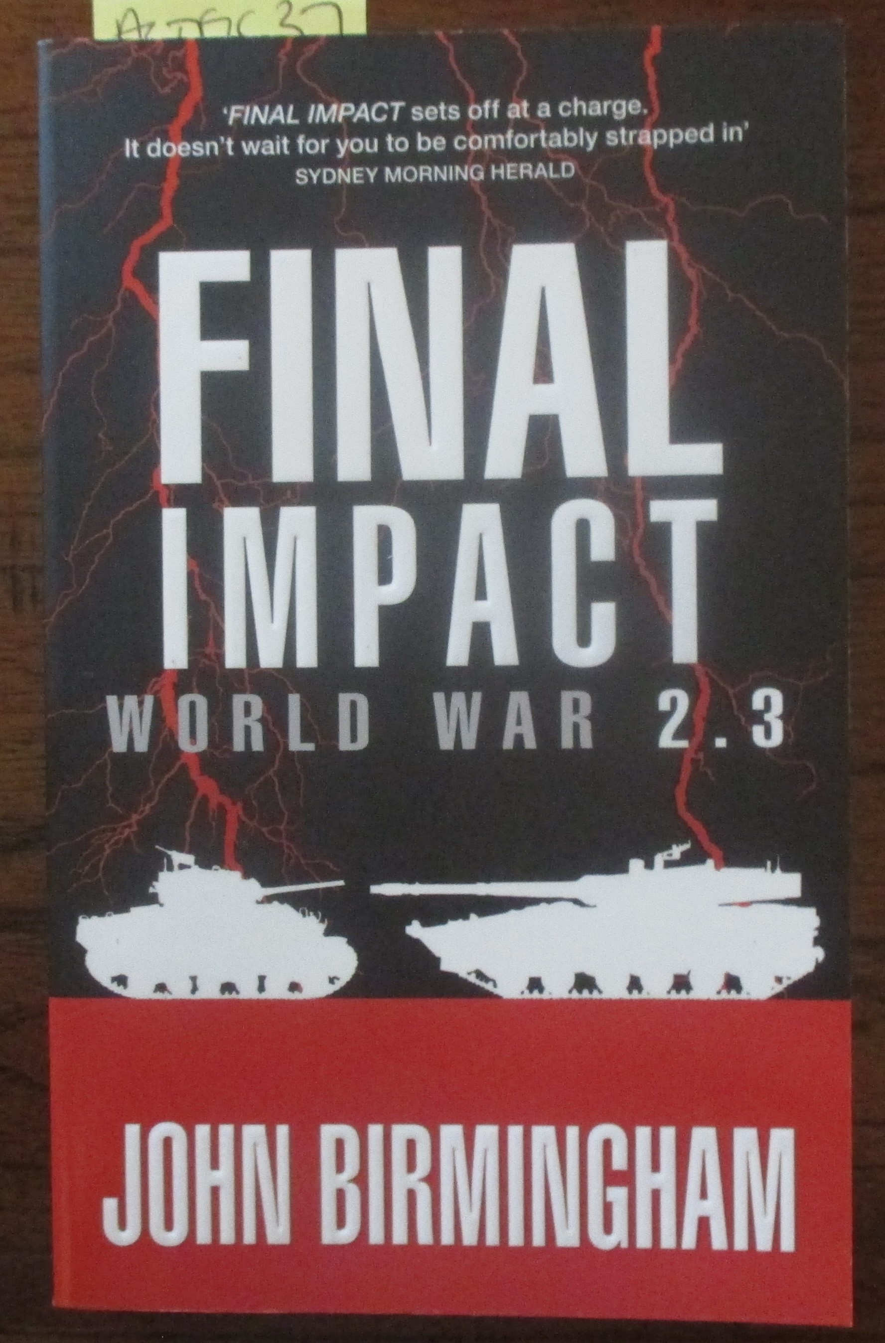 Image for Final Impact: World War 2.3