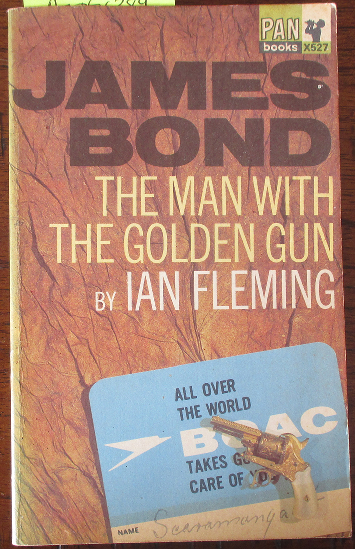 Image for Man With the Golden Gun, The (James Bond)