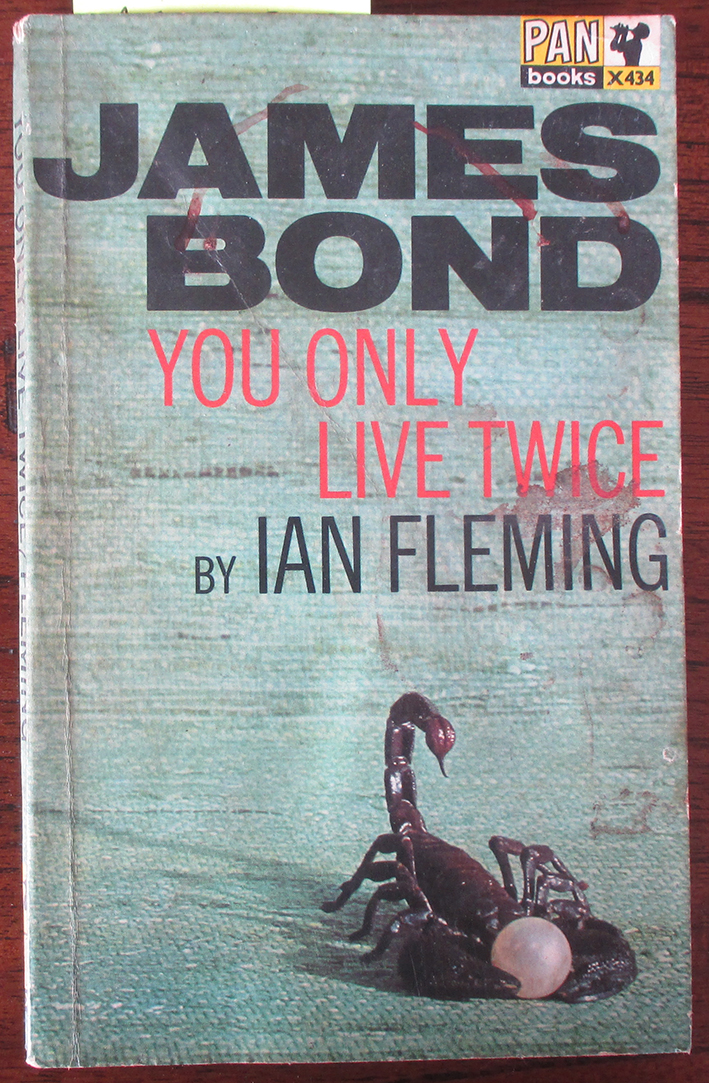 Image for You Only Live Twice (James Bond)