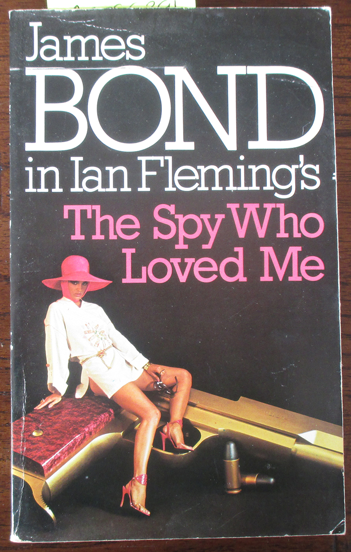 Image for Spy Who Loved Me, The (James Bond)