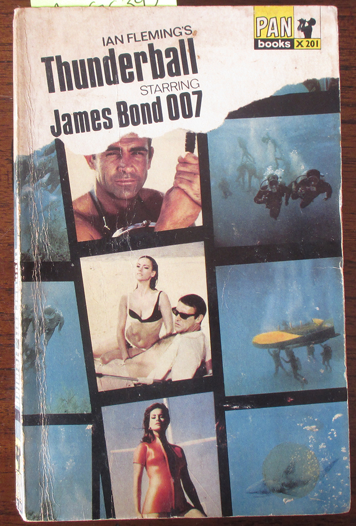 Image for Thunderball (James Bond)