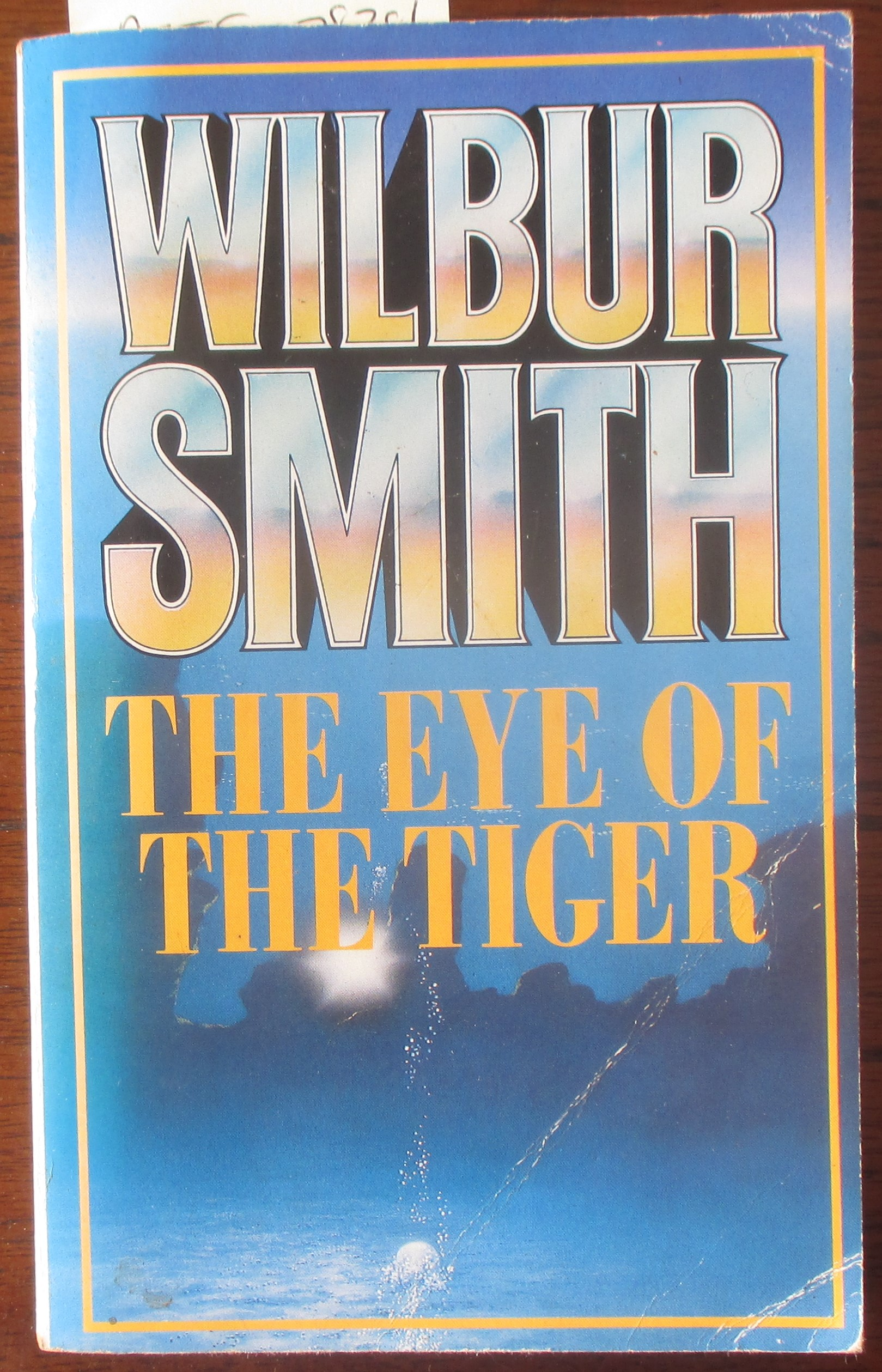 Image for Eye of the Tiger