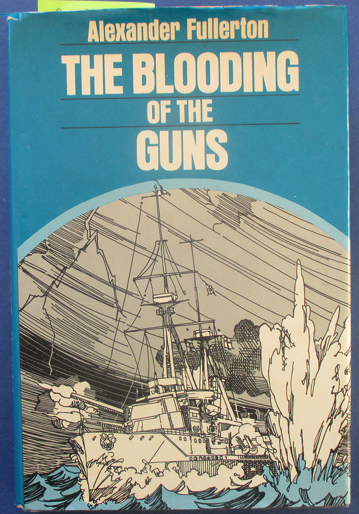 Image for Blooding of the Guns, The