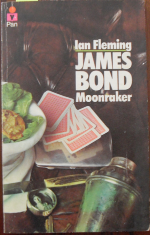 Image for Moonraker (James Bond)