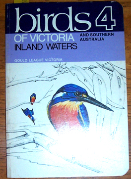 Image for Birds of Victoria and Southern Australia - No. 4 - Inland Waters