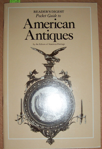 Image for Reader's Digest Pocket Guide to American Antiques