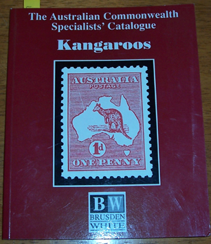 Image for Australian Commonwealth Specialists' Catalogue, The: Kangaroos