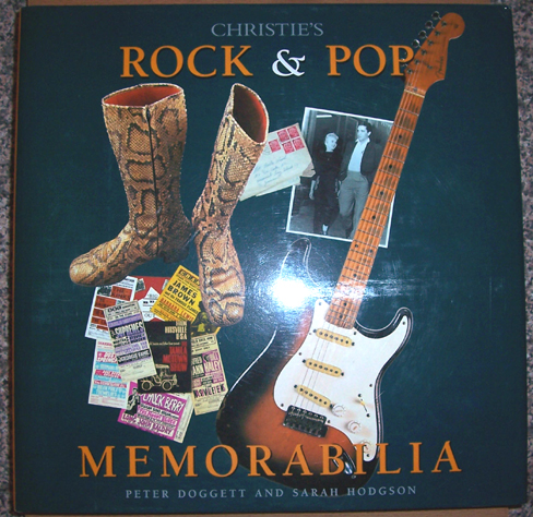 Image for Christie's Rock & Pop Memorabilia