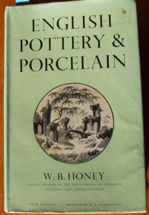 Image for English Pottery & Porcelain
