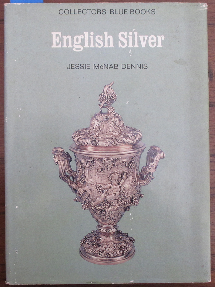 Image for English Silver (Collectors' Blue Books)
