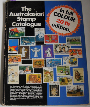 Image for Australasian Stamp Catalogue, The (20th Edition)