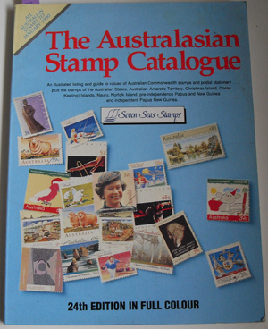 Image for Australasian Stamp Catalogue, The (24th Edition)